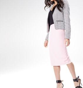 SALE 8$!  RW & CO Pencil Skirt Pink ( 0)